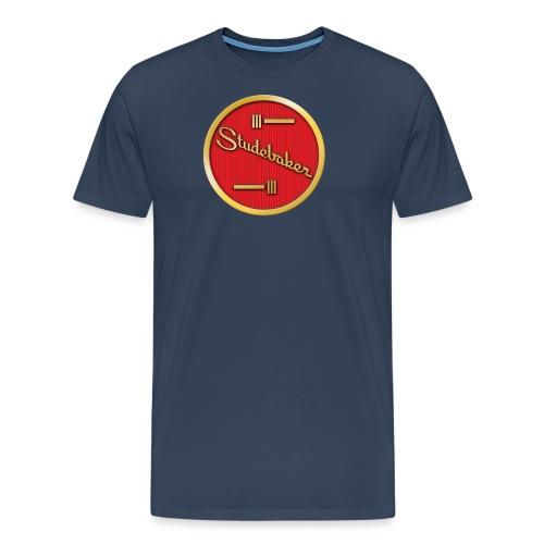 Vintage Studebaker emblem - Men's Premium T-Shirt