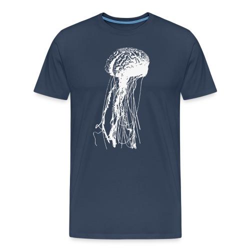 Jellybrain - Männer Premium T-Shirt