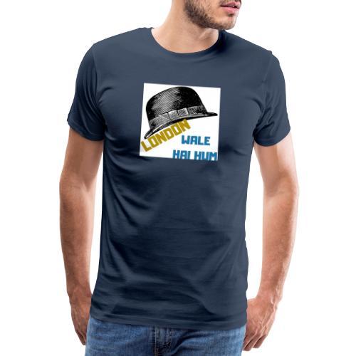 LONDON WALE - Men's Premium T-Shirt