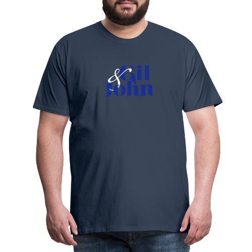 gil & john - T-shirt Premium Homme