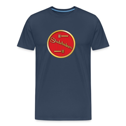 studebakerhornemblem - Premium T-skjorte for menn