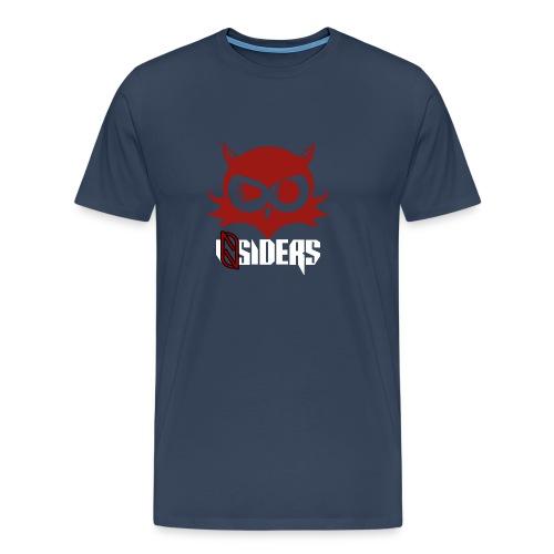 iNsiders t-shirt - Miesten premium t-paita