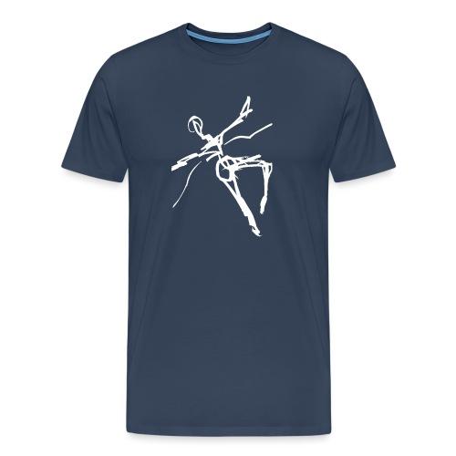 Ikarus 2 weiß - Männer Premium T-Shirt