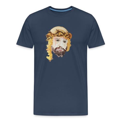 hol jesus visite trans - Men's Premium T-Shirt