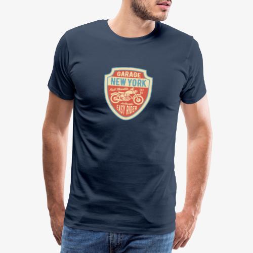 Garage New York - T-shirt Premium Homme