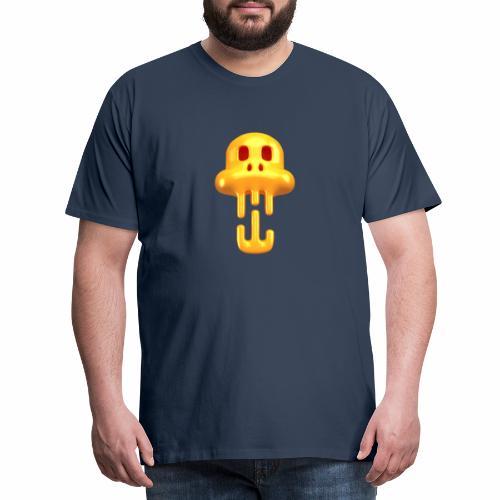 Skull Head - T-shirt Premium Homme