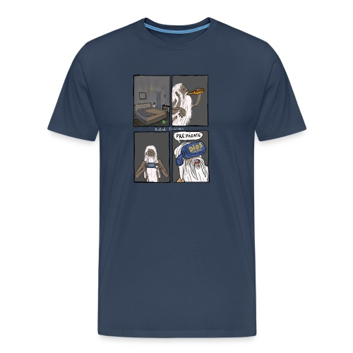 Camiseta Dios es un gamer - Camiseta premium hombre