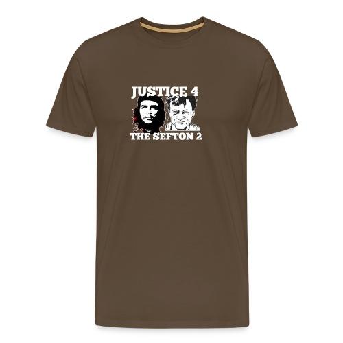 sefton2 png - Men's Premium T-Shirt