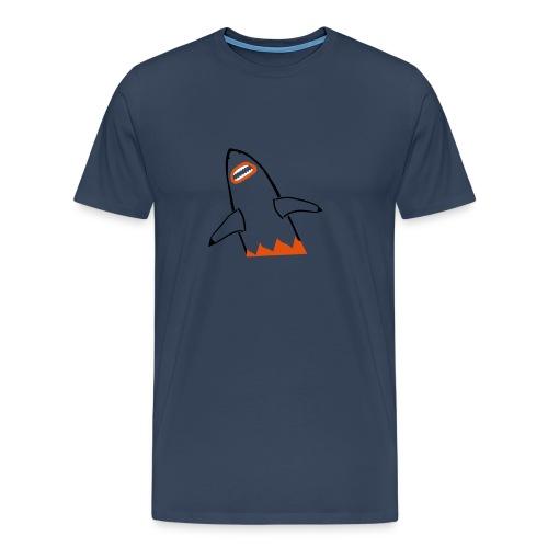 Shark Attack - Männer Premium T-Shirt