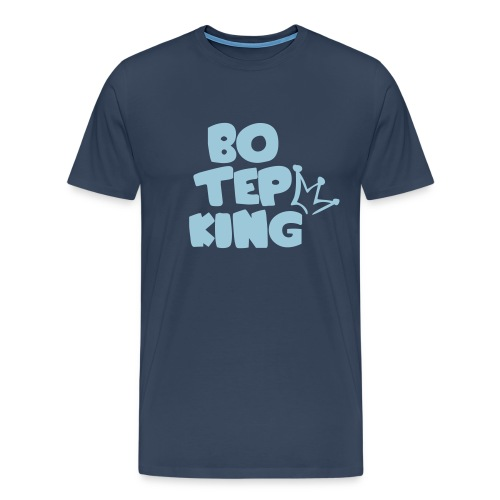 BOTEP KING - Maglietta Premium da uomo
