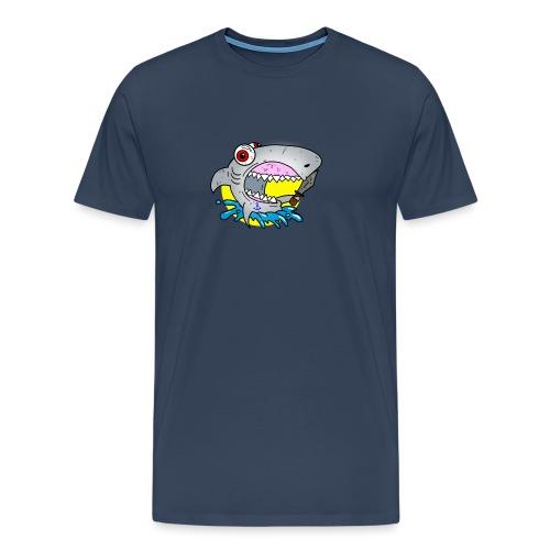 sharkatak - T-shirt Premium Homme