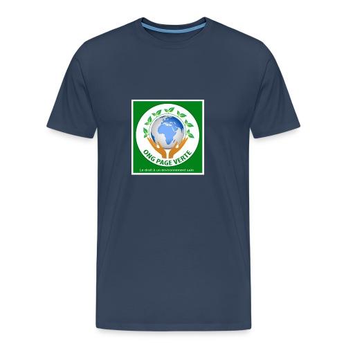 sac bio - T-shirt Premium Homme