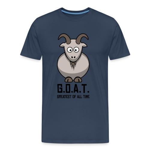 goat eggs - Men's Premium T-Shirt