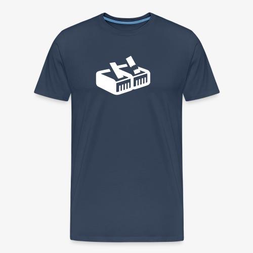 buchsenbroken - Männer Premium T-Shirt