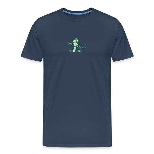 Macronavirus - T-shirt Premium Homme