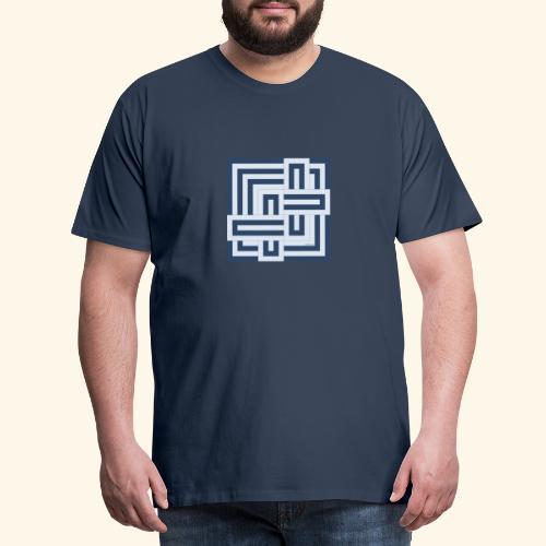 12017 - Camiseta premium hombre
