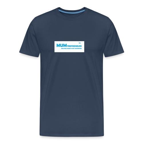mum - Men's Premium T-Shirt