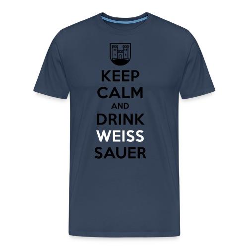 kcw1 - Männer Premium T-Shirt