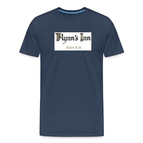 flynns logo colour - Männer Premium T-Shirt