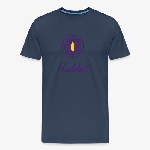 Hublot 01b - Männer Premium T-Shirt