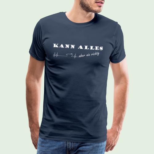kannalles - Männer Premium T-Shirt
