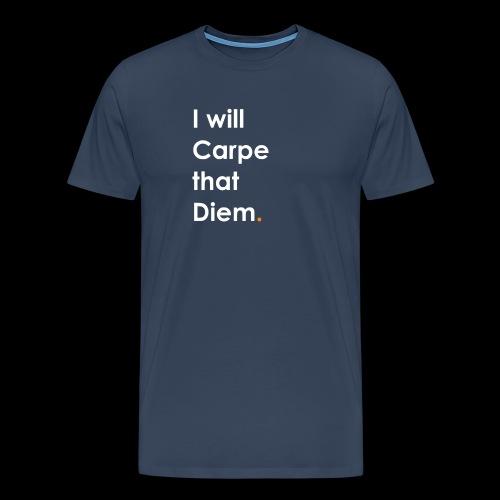 Carpe Diem - Men's Premium T-Shirt