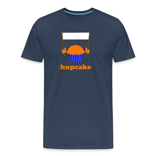 hupcake donker - Mannen Premium T-shirt