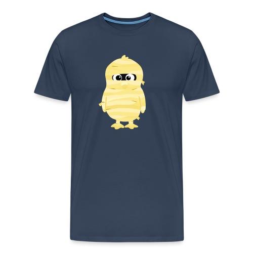Pingouin Momie - T-shirt Premium Homme