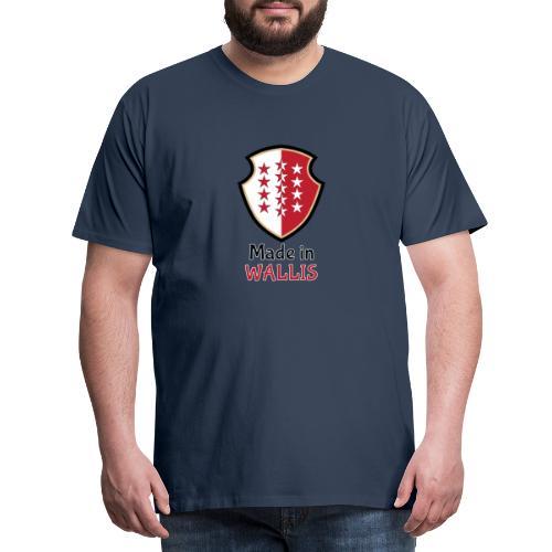Made in Wallis - Wallis - Männer Premium T-Shirt
