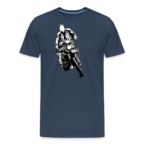 Island Rider - Männer Premium T-Shirt