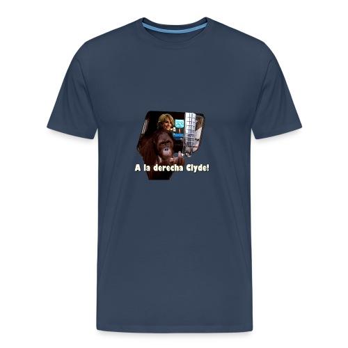 Espe-Clyde - Camiseta premium hombre