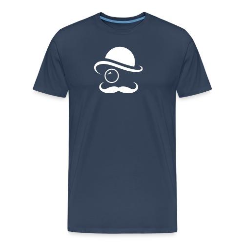 Monocle Imagemark - Männer Premium T-Shirt