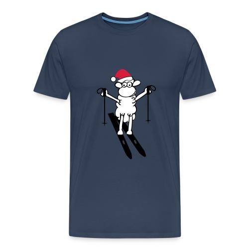 von_draussen_von_der_weide - Männer Premium T-Shirt