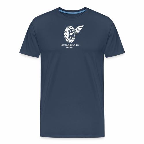 KFZ-technischer Dienst Abzeichen - Men's Premium T-Shirt