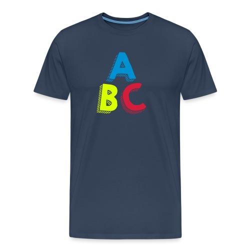 ABC - T-shirt Premium Homme