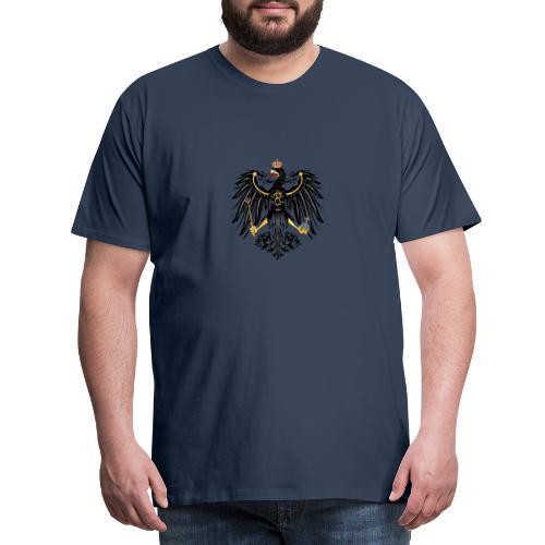 Preussischer Adler - Männer Premium T-Shirt