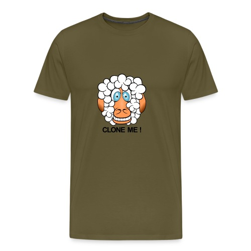 E6ipbaBcE png - Mannen Premium T-shirt