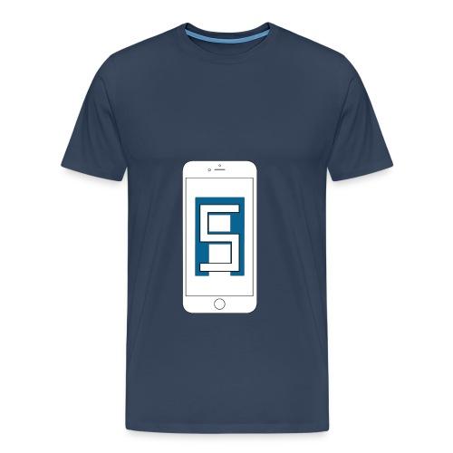 Be Yourself T-shirt - Men's Premium T-Shirt