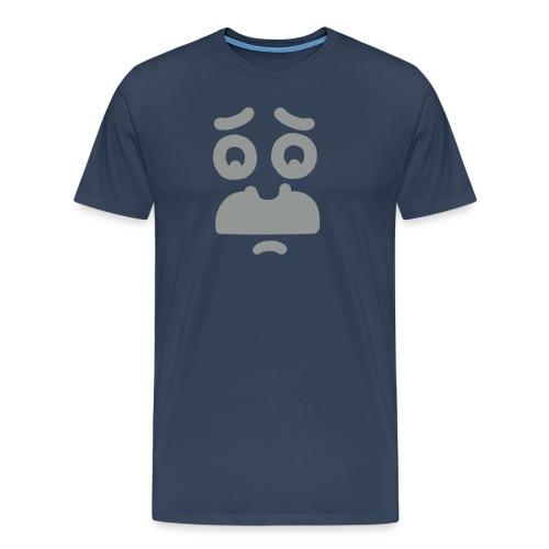 Helmi the Face – Nr. 10 - Men's Premium T-Shirt