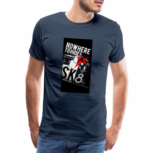 NO WHERE TO HIDE - T-shirt Premium Homme