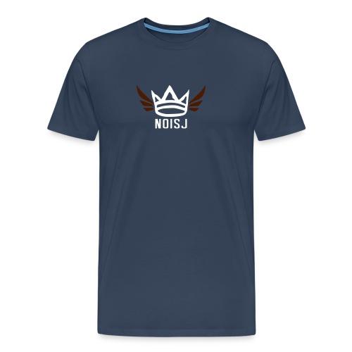 NOISJ Logo - Mannen Premium T-shirt