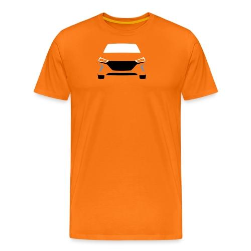 IONIQ Elektro - Männer Premium T-Shirt