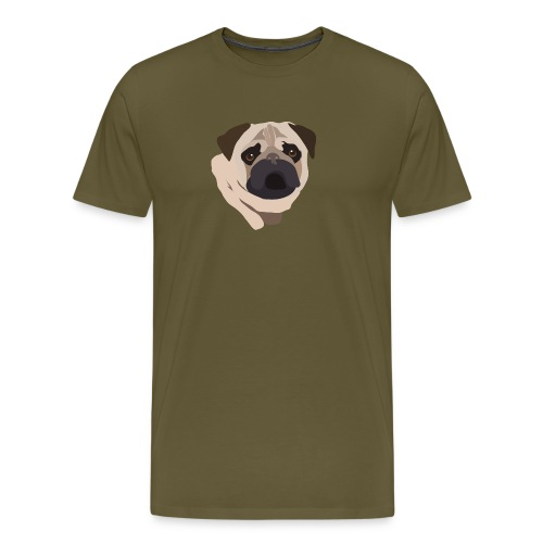 Pug Life - Men's Premium T-Shirt