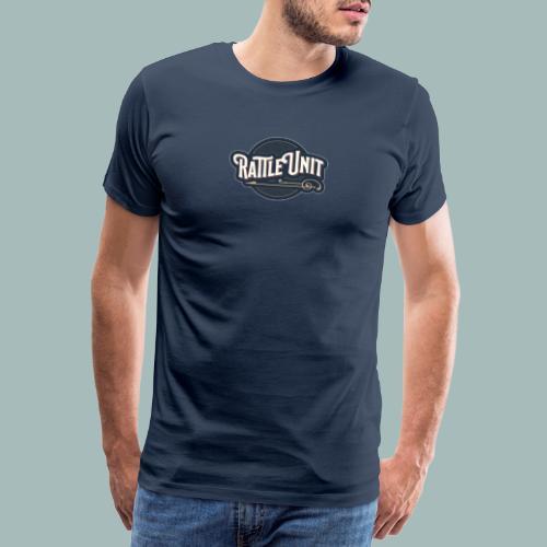 Rattle Unit - Mannen Premium T-shirt