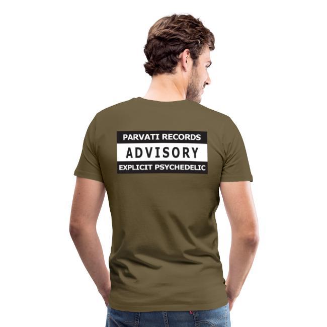 Advisory Explicit Psychedelic