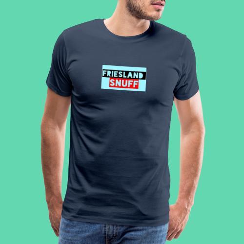 Friesland Snuff - Männer Premium T-Shirt