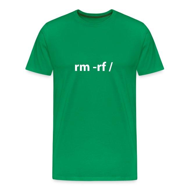 rm rf linux