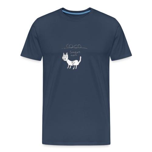 Super cat - Camiseta premium hombre