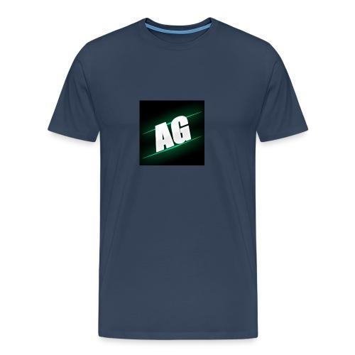 AldizGamez 4/4s Case - Mannen Premium T-shirt