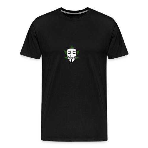 Anonymous - Mannen Premium T-shirt